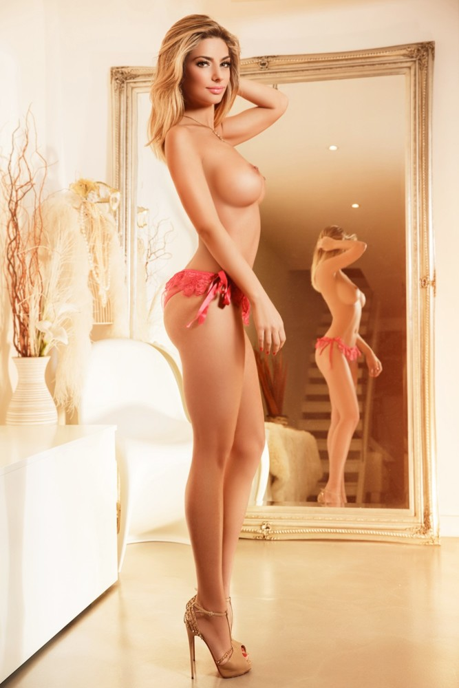 Ada Young Slim and Busty Blonde Gloucester Road Escort