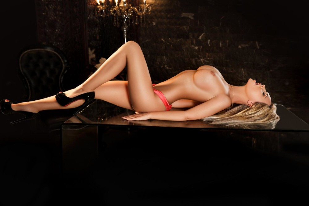 Ashley Topless Blonde Busty, Slim & Slender Marylebone Escort in London from 24hr London Escorts Agency