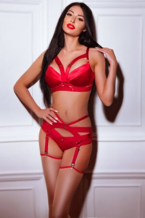 Emelia Racy 34B Bond Street Escort at 24hr London Escorts Agency