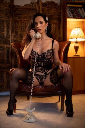Gia Brazilian Courtesan in South Kensington