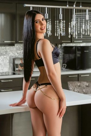 Sonia High Street Kensington London Escort